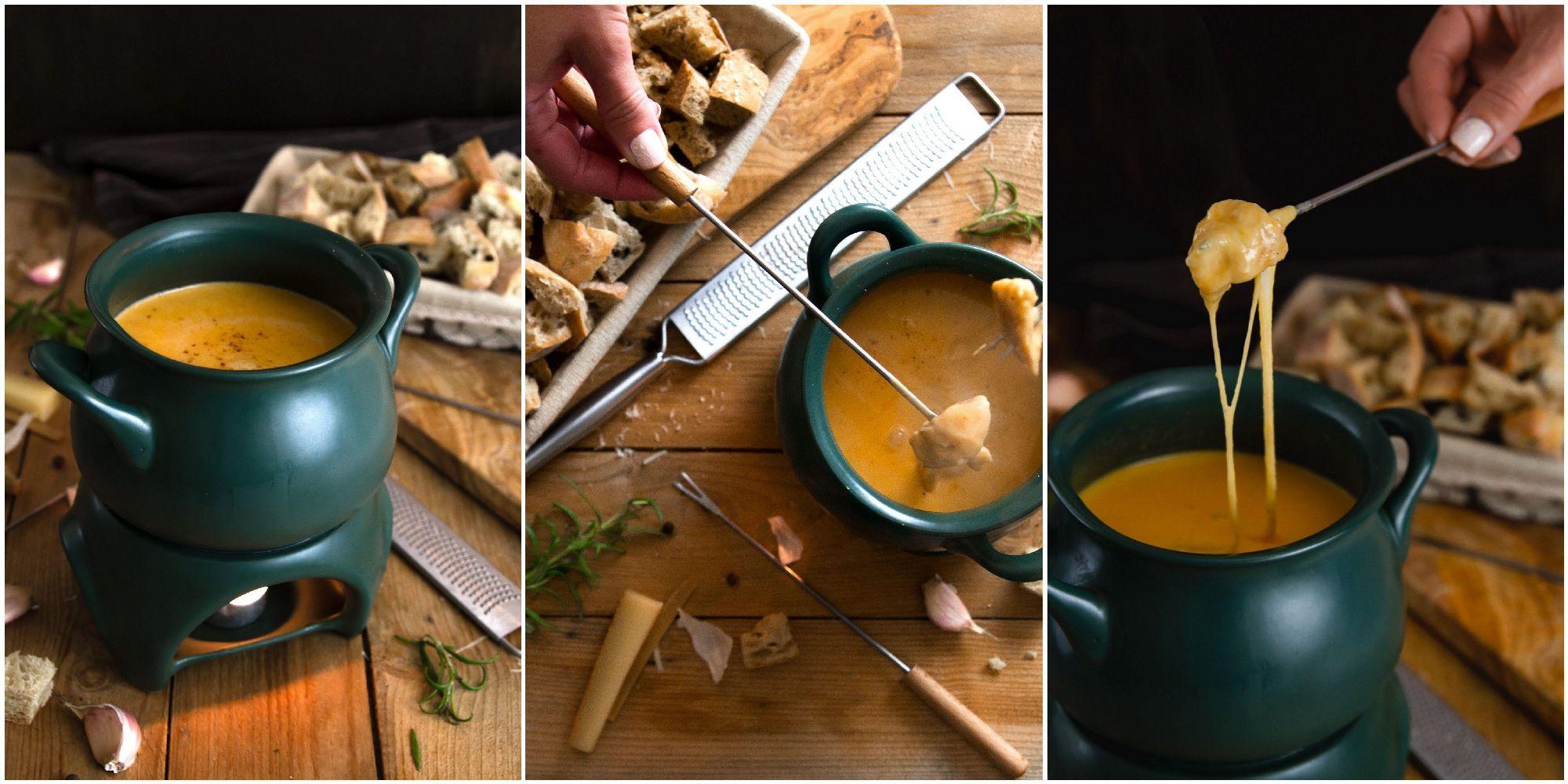 fondue serowe