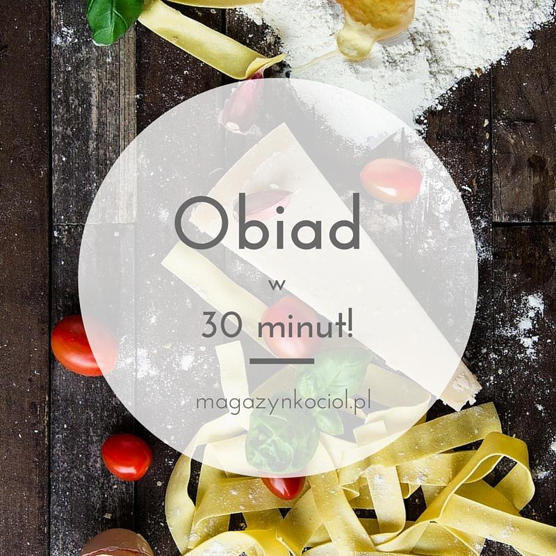 Prosty Obiad W 30 Minut