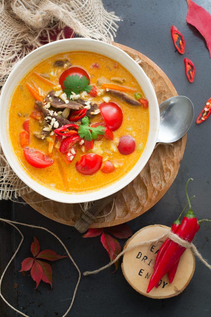 Czerwone-curry-z-wołowiną
