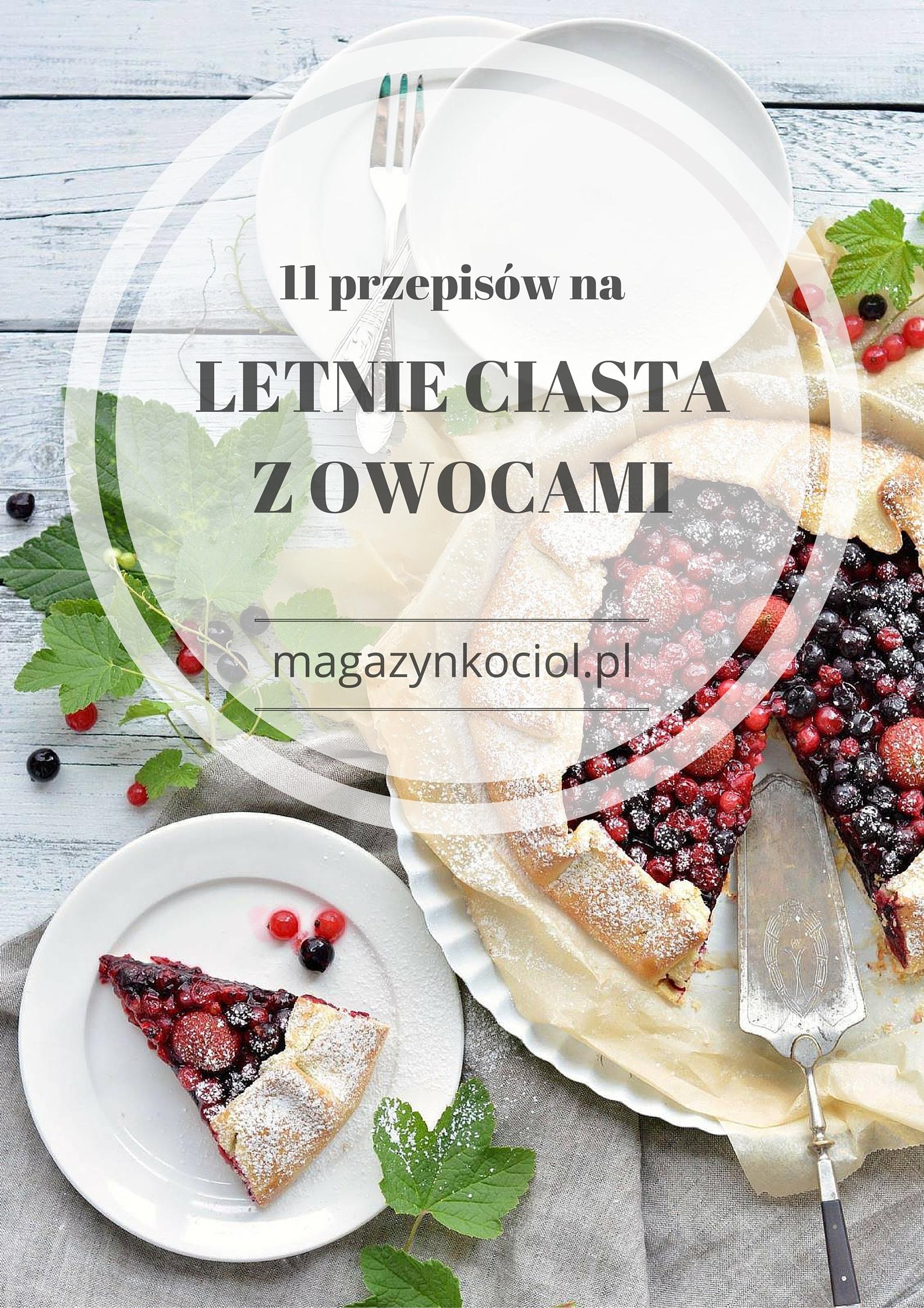 Letnie ciastaz owocami (1)