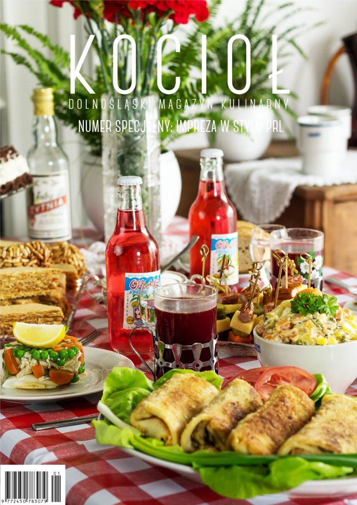Dolnośląski Magazyn Kulinarny Kocioł Numer Specjalny