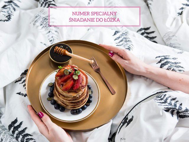 Magazyn KOCIOŁ – numer specjalny: śniadanie do łóżka