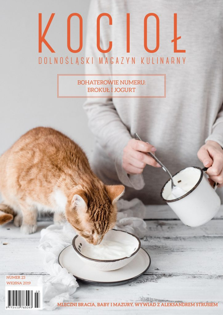 Kocioł - Dolnośląski Magazyn Kulinarny