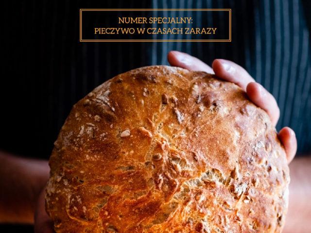 Dolnośląski Magazyn Kulinarny KOCIOŁ – numer specjalny: PIECZYWO